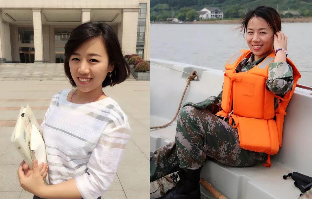 """从记者到""""兵记者"""",她走的路太不容易"""