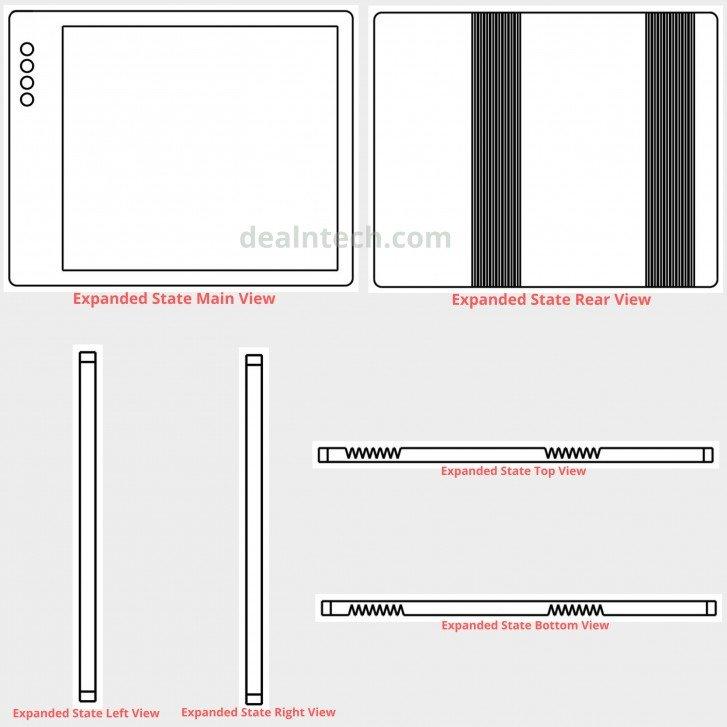小米手机可折叠手机新专利权:MIX Alpha二代?