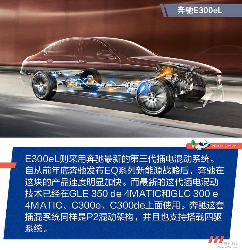豪门对决 奥迪A6L 55TFSIe对奔驰E300eL