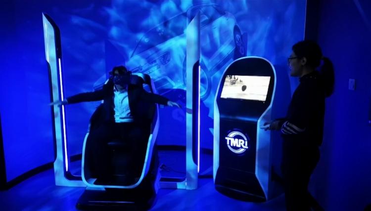 东莞首个交通安全宣教基地启用,VR、3D影像体验醉驾和车祸
