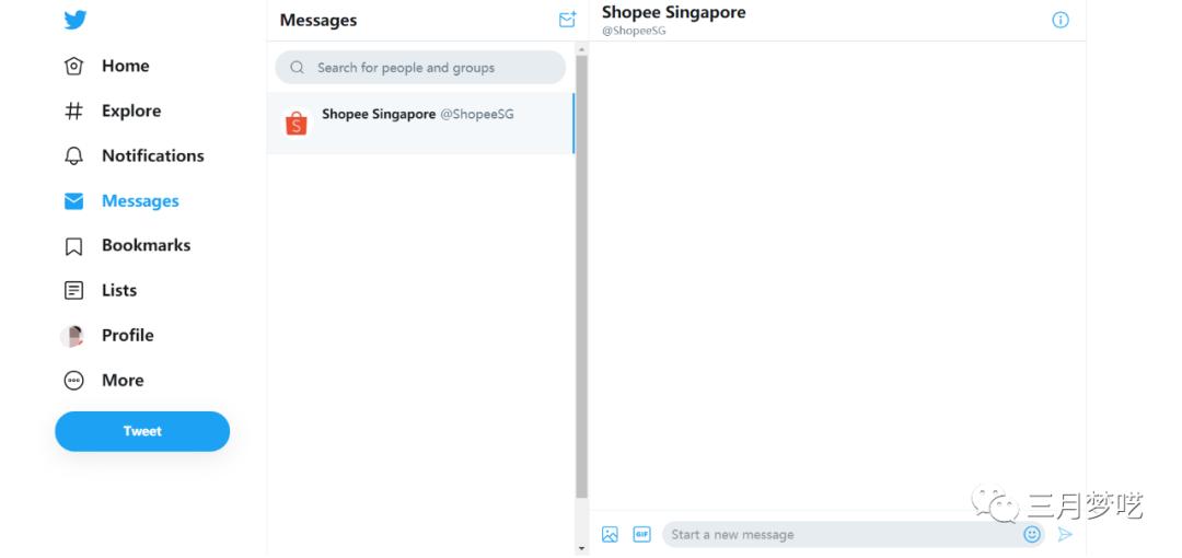 推特账号注册和引流方法