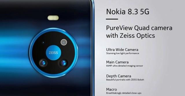 """又见""""奥利奥""""后摄 Nokia公布四款新手机"""