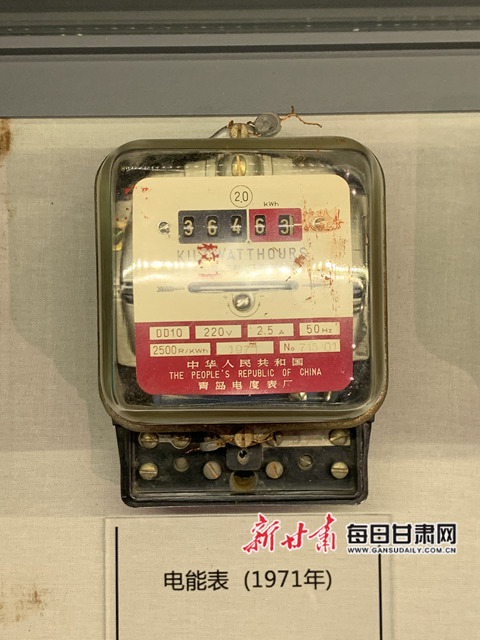 """清朝末年的电能表你见过吗?快来感受电能表的""""变迁""""之旅"""