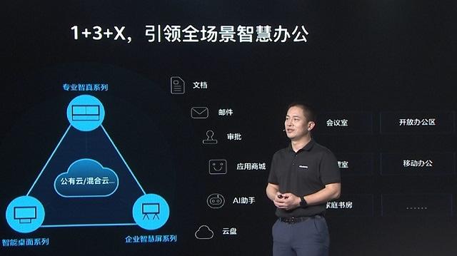 华为发布公司智慧屏产品系列,打造出公司全情景智慧办公绿色生态,1月19日宣布开售