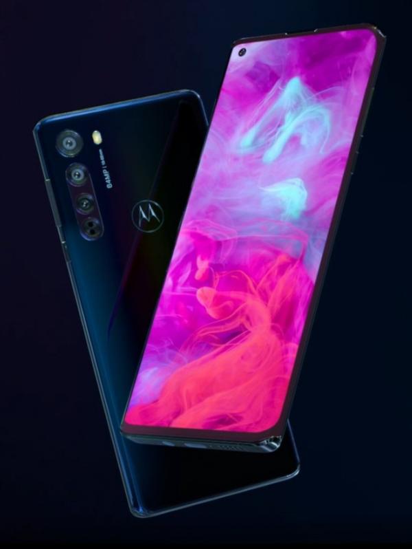 摩托罗拉手机edge 公布:一亿像素 90Hz瀑布屏 7100元