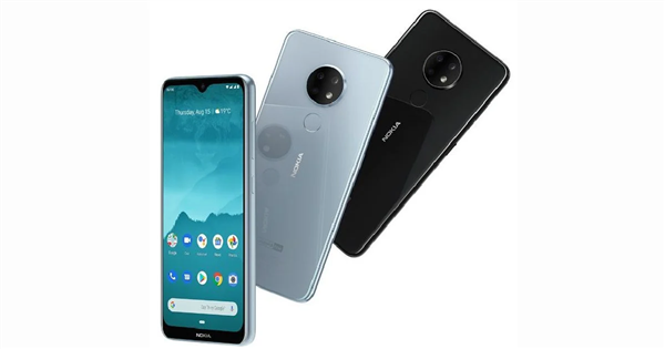 全新升级诺基亚6.3曝出 水珠全面屏手机 后背指纹识别