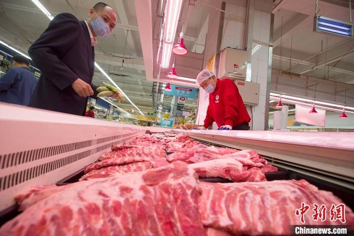 国家统计局:猪肉价格大幅上涨可能性较小