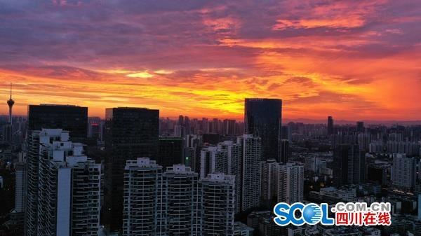今天的朝霞和日出,还有彩虹,你看见了吗?