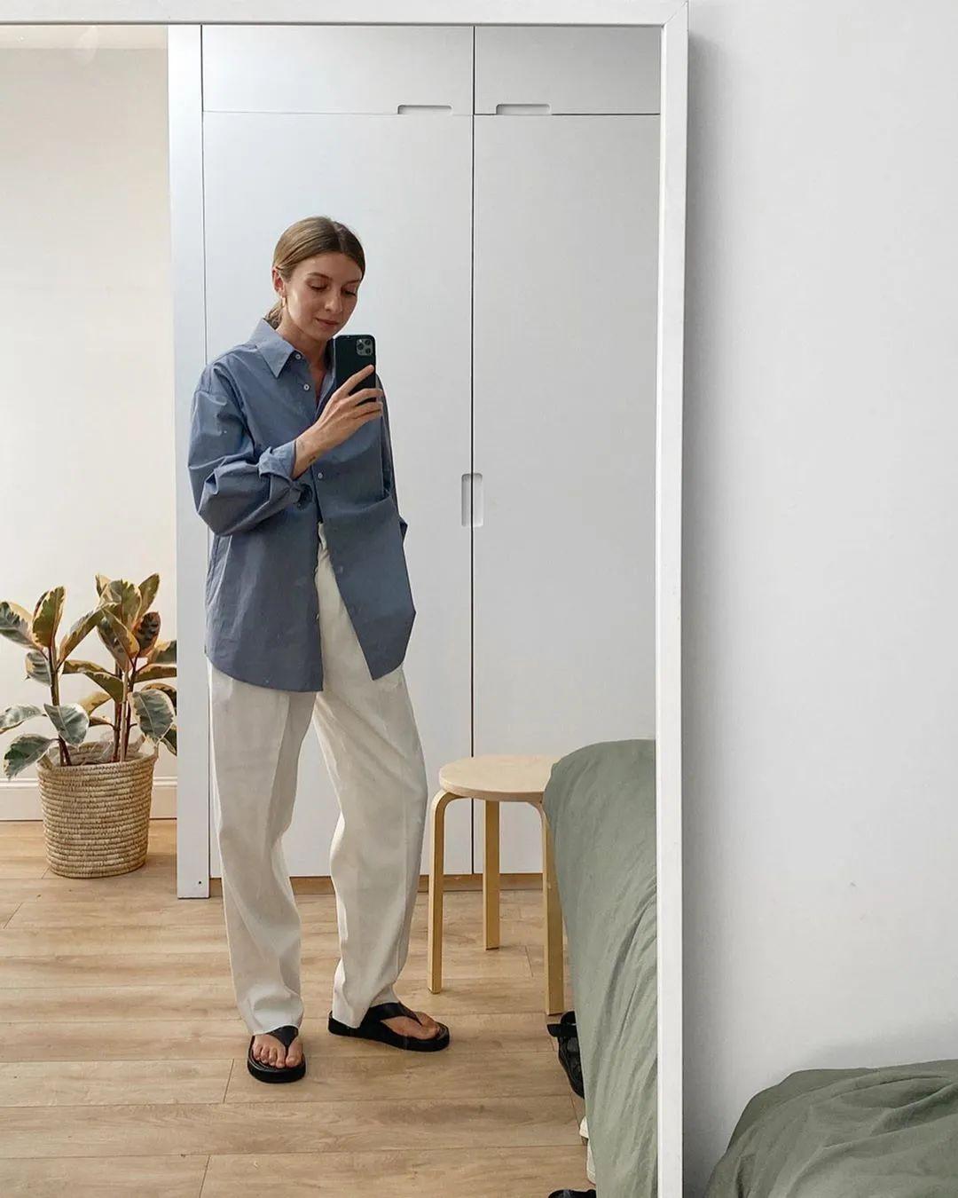 懒人有福了,现在流行怎么舒服怎么穿