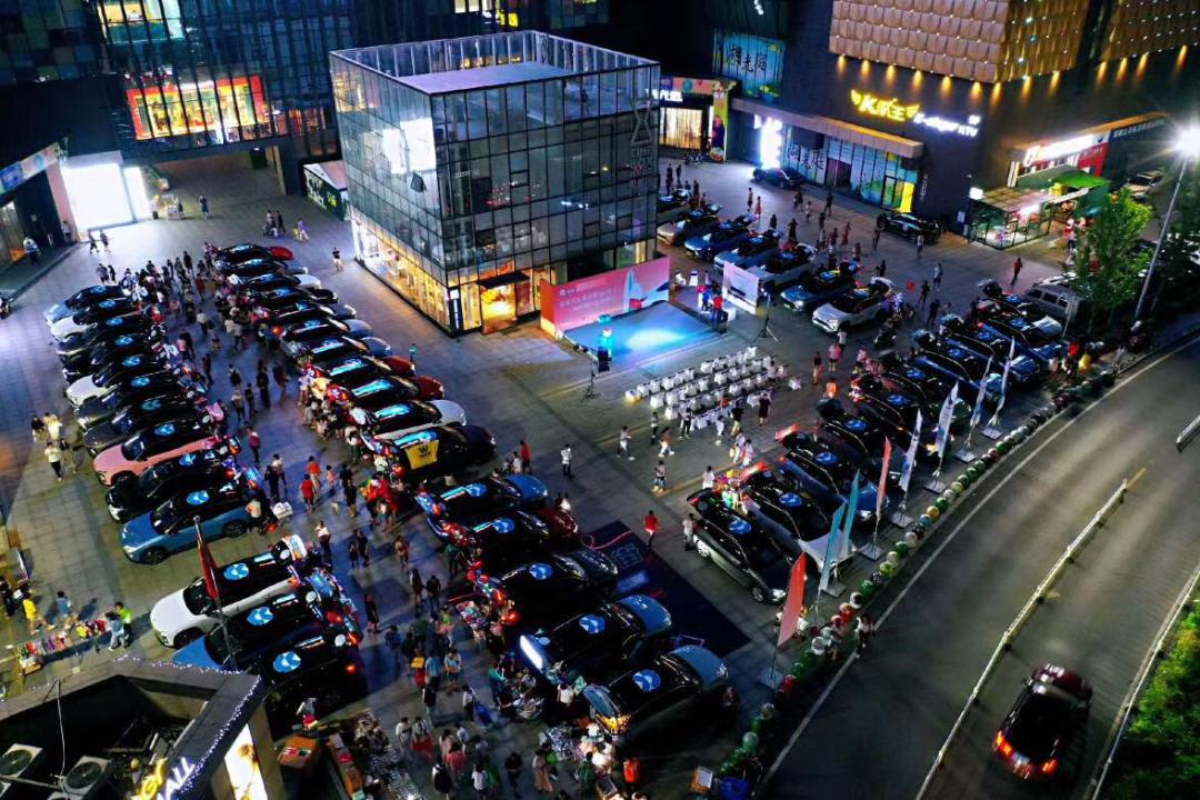 今年最火的「后备箱市集」玩法:19个购物中心活动盘点
