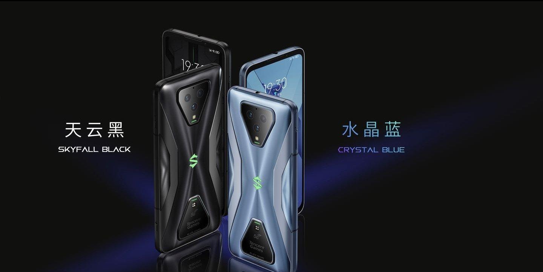 腾讯官方黑鲨3S游戏手机公布:全系列12G RAM价钱3999元起