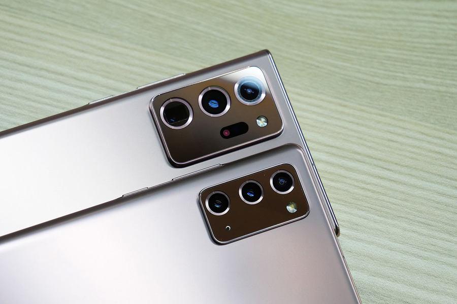 三星Note20系列产品入门感受:依然顶尖的系统配置