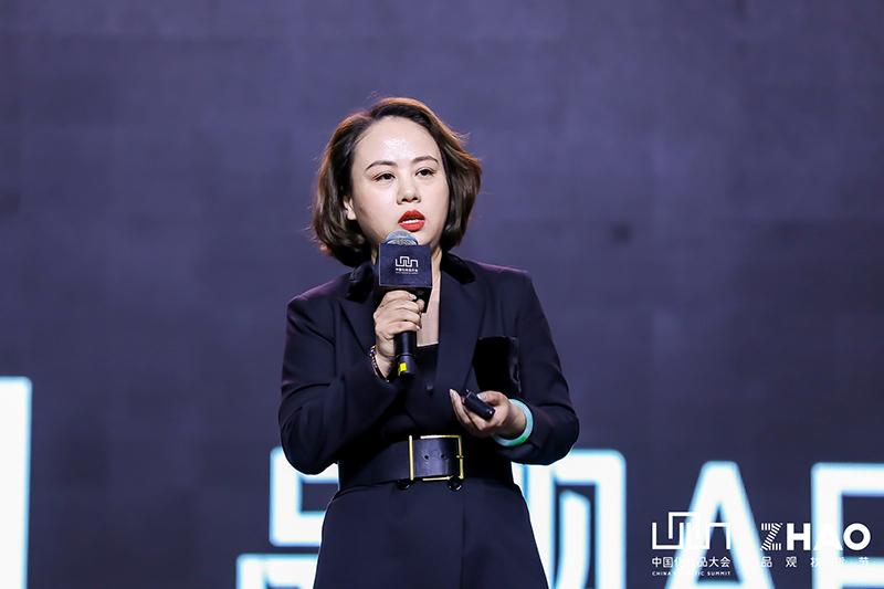 中国化妆品大会丨李琴娅:第一永远是美尚的目标