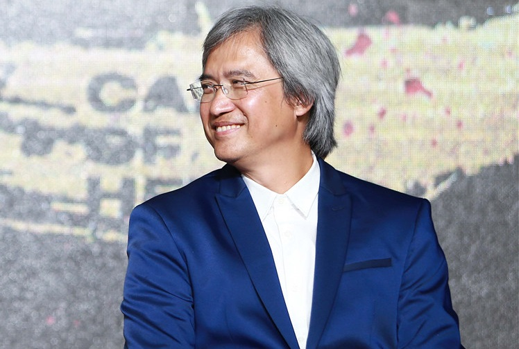 香港著名导演陈木胜因鼻咽癌离世,年仅58岁