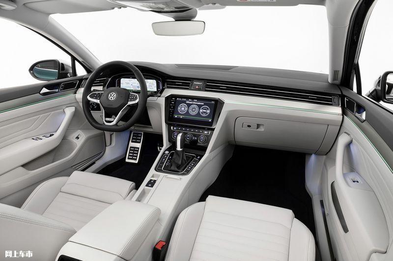 大众全新帕萨特曝光!配置大幅升级,首推纯电车型,适配轻混系统