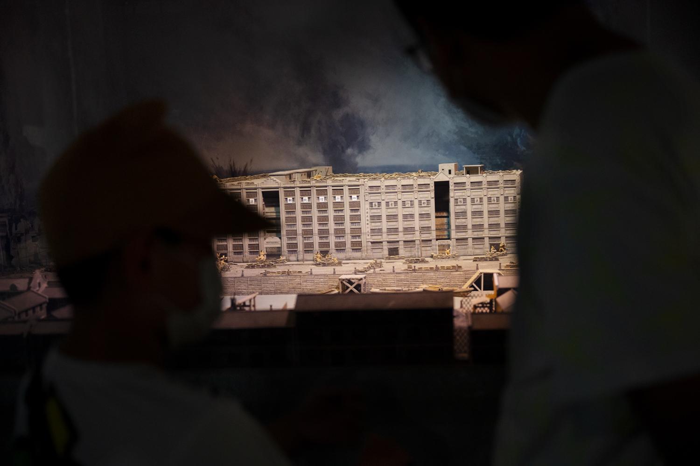 《八佰》后观众涌向四行仓库,受疫情影响日限流2500人