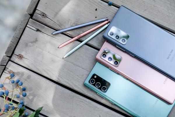 一起体会前沿技术的风采 三星Note20系列产品明天发售