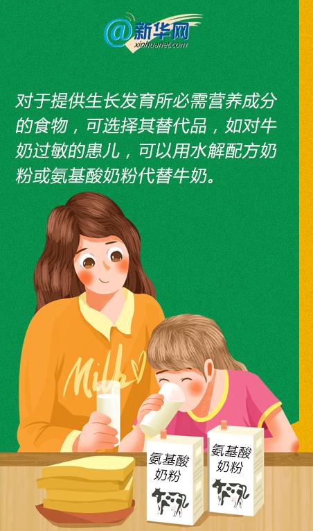 """孩子食物过敏怎么办?家长这些""""应知应会"""""""