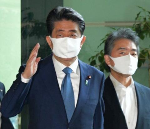 日媒:安倍因病计划辞职 自民党新总裁有这些有力人选