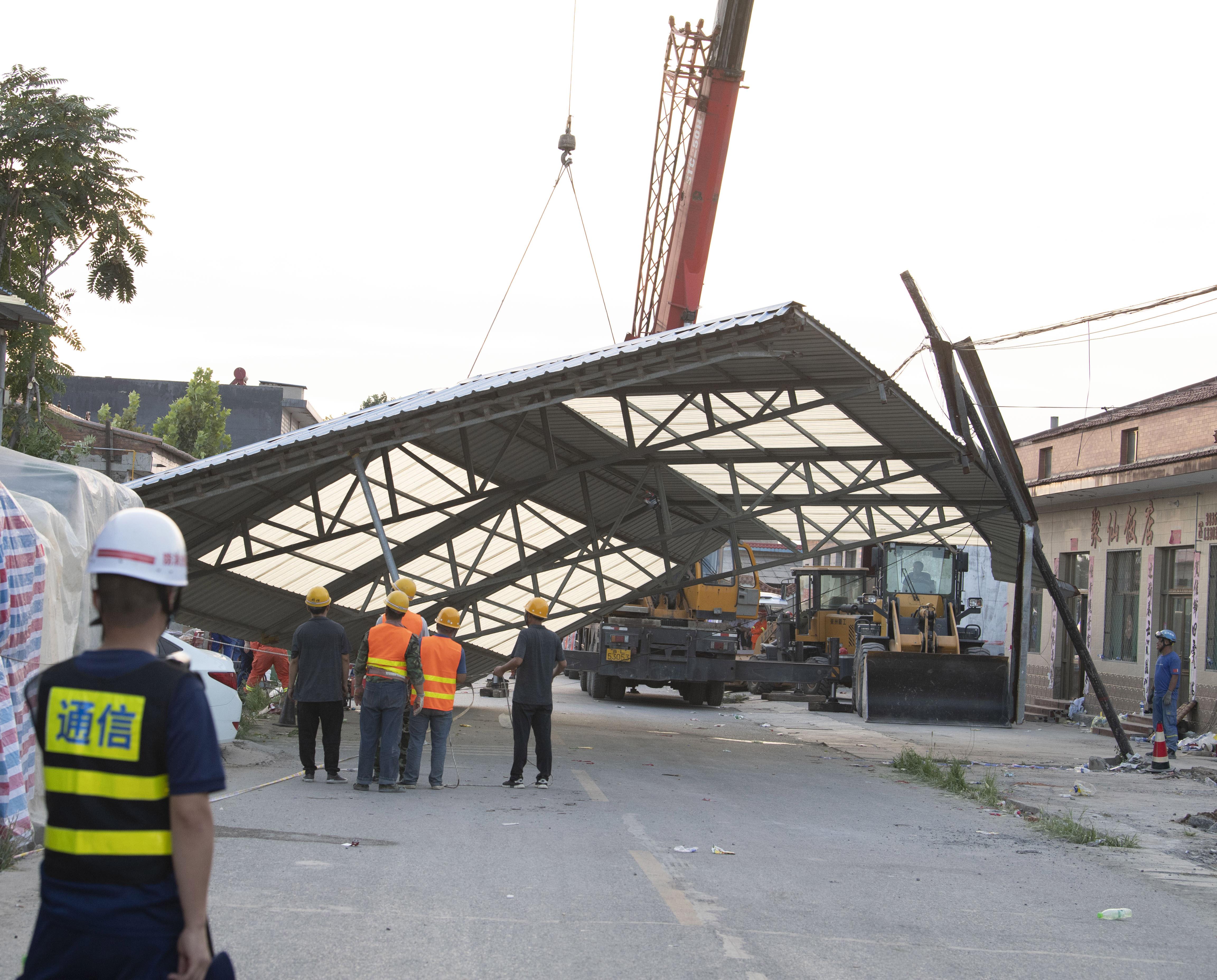 山西襄汾饭店坍塌已致17人遇难,国务院安委会挂牌督办