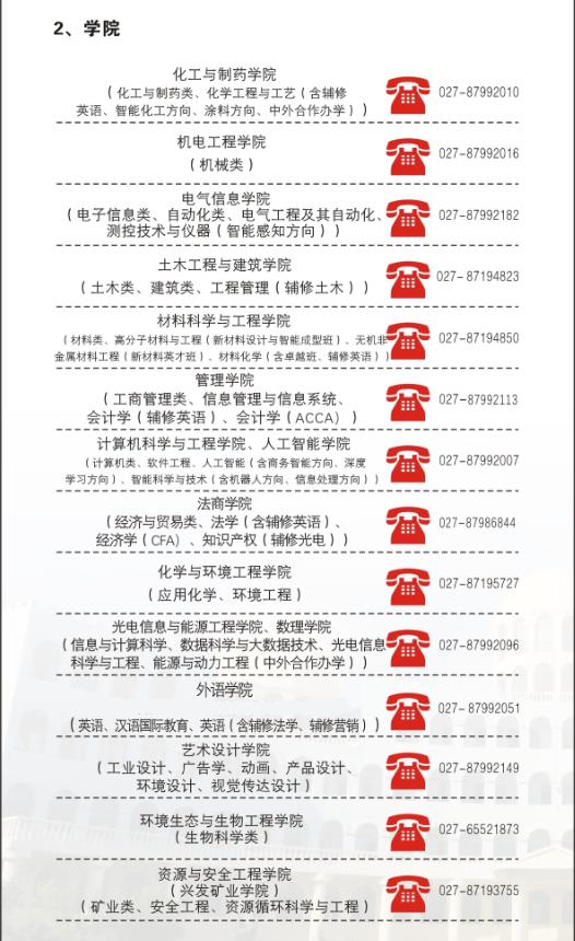 武汉工程大学2020级本科新生入学导读