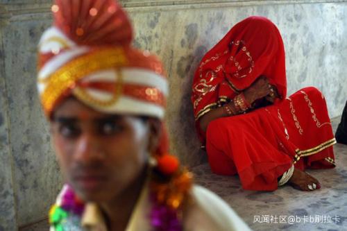 """印度:疫情加剧童婚,部分家庭迫于生计""""卖""""女儿"""