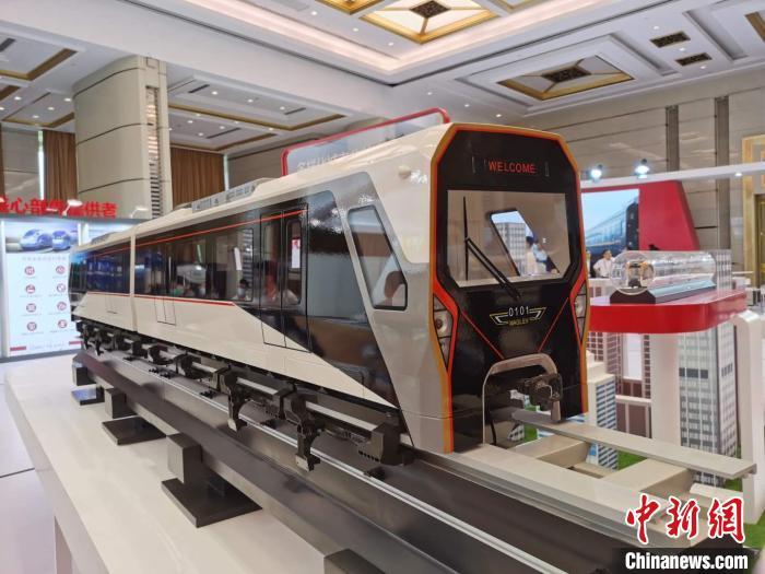 多款轨交高科技新品亮相2020上海国际轨交展