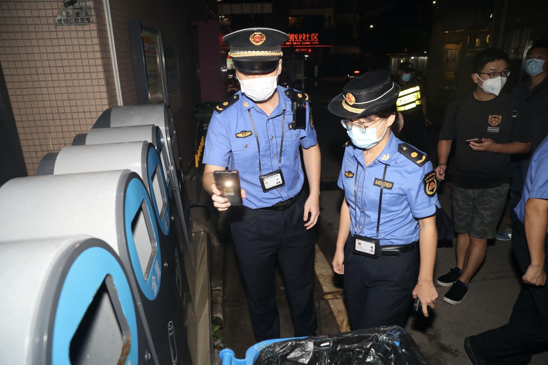 读特记者实地探访|深圳小区垃圾分类开展的情况如何?