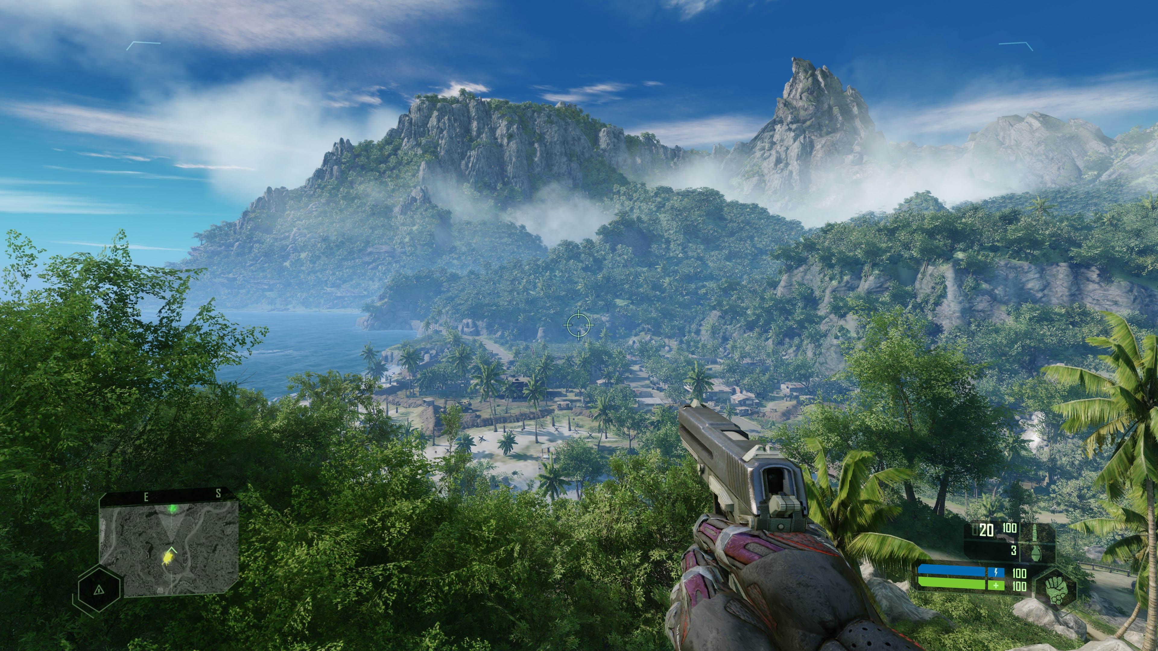 《孤岛危机:复刻版》PC版4K最高画质截图