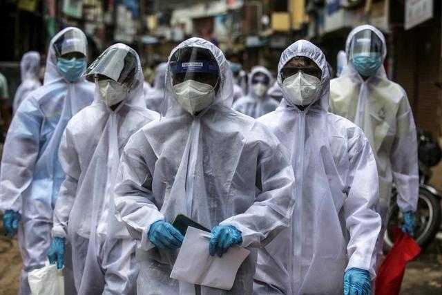 印度确诊病例升至全球第二、重组新冠疫苗有效覆盖病毒变异,今日疫情汇总