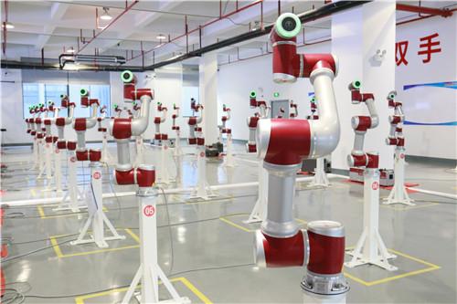 节卡机器人:用机器人解放双手,助力企业迈入工业4.0时代