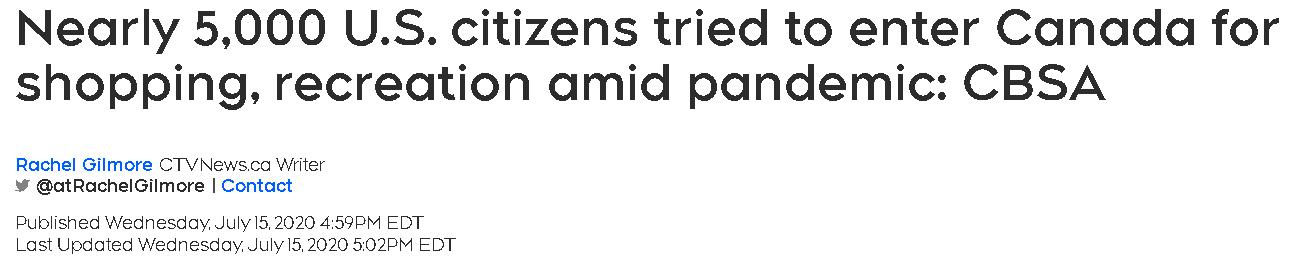 """北美观察丨加拿大部长和省长为疫情""""吵起来了"""""""