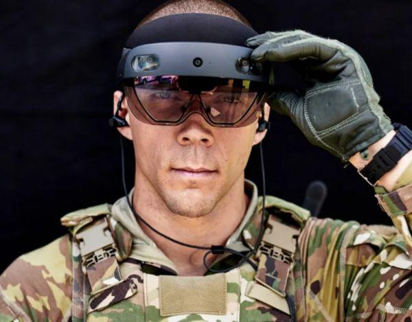 美军研发综合视觉增强系统 将战场信息整合进士兵护目镜
