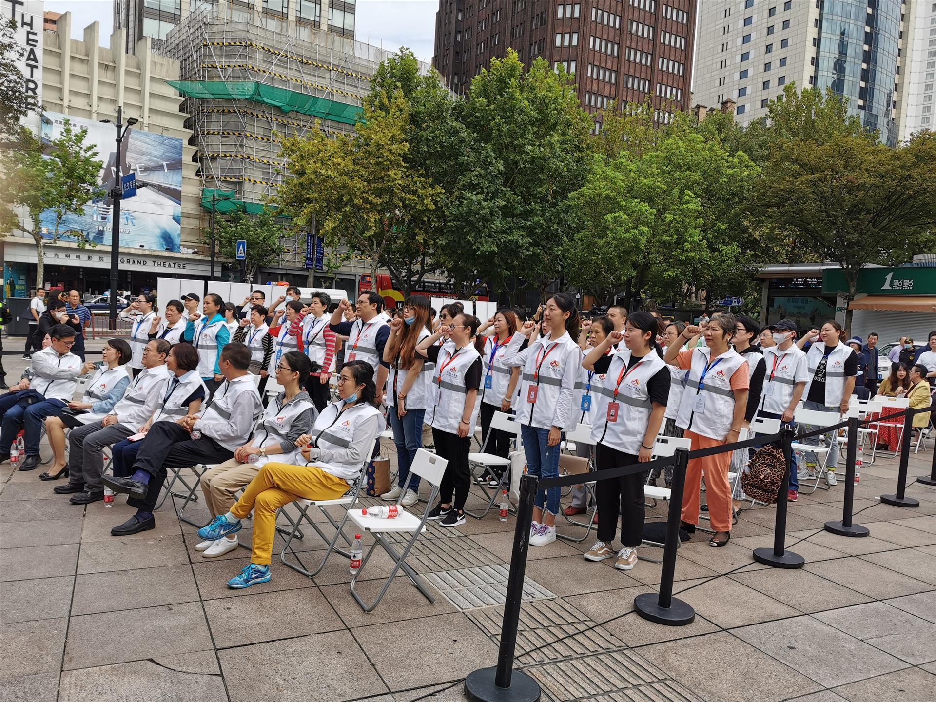 第七次全国人口普查即将启动,普查员准备好了,期待上海市民配合