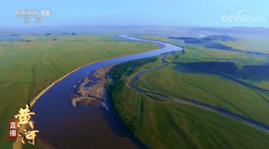 「保护黄河 千秋大计」甘肃:山水相宜 绿色引领高质量发展