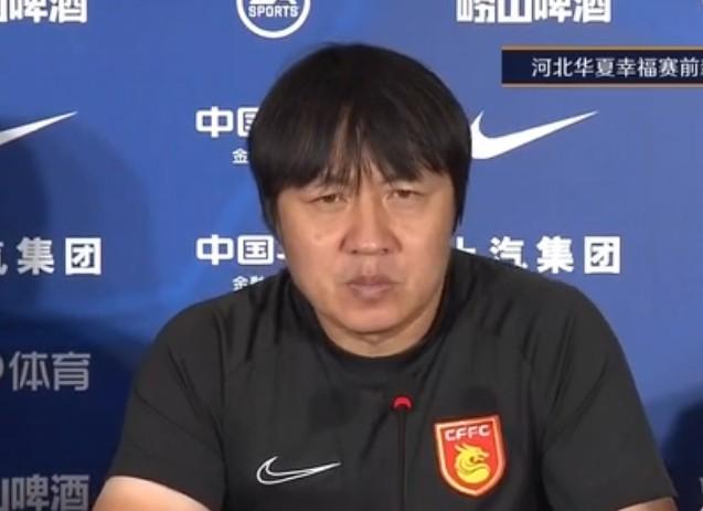 谢峰:明天会以最强阵容出战 第二阶段希望给球迷带来惊喜