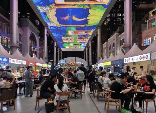 市相|文艺活动,购物中心的流量担当?