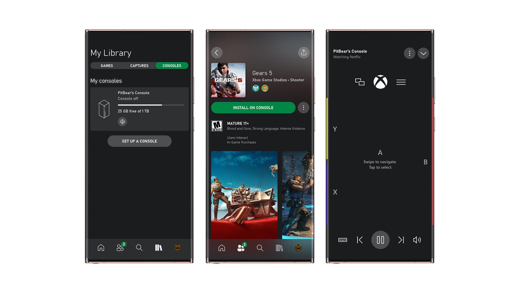 新版Xbox App上架,统一新设计和更多实用功能