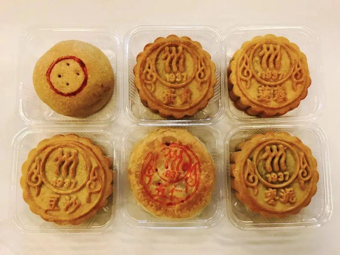 高校月饼争霸赛拉开帷幕!哪一款是你的菜?