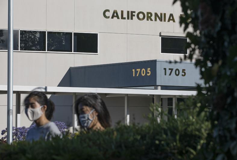 加州新冠病毒传播或再次加剧 10月住院率可能飙升
