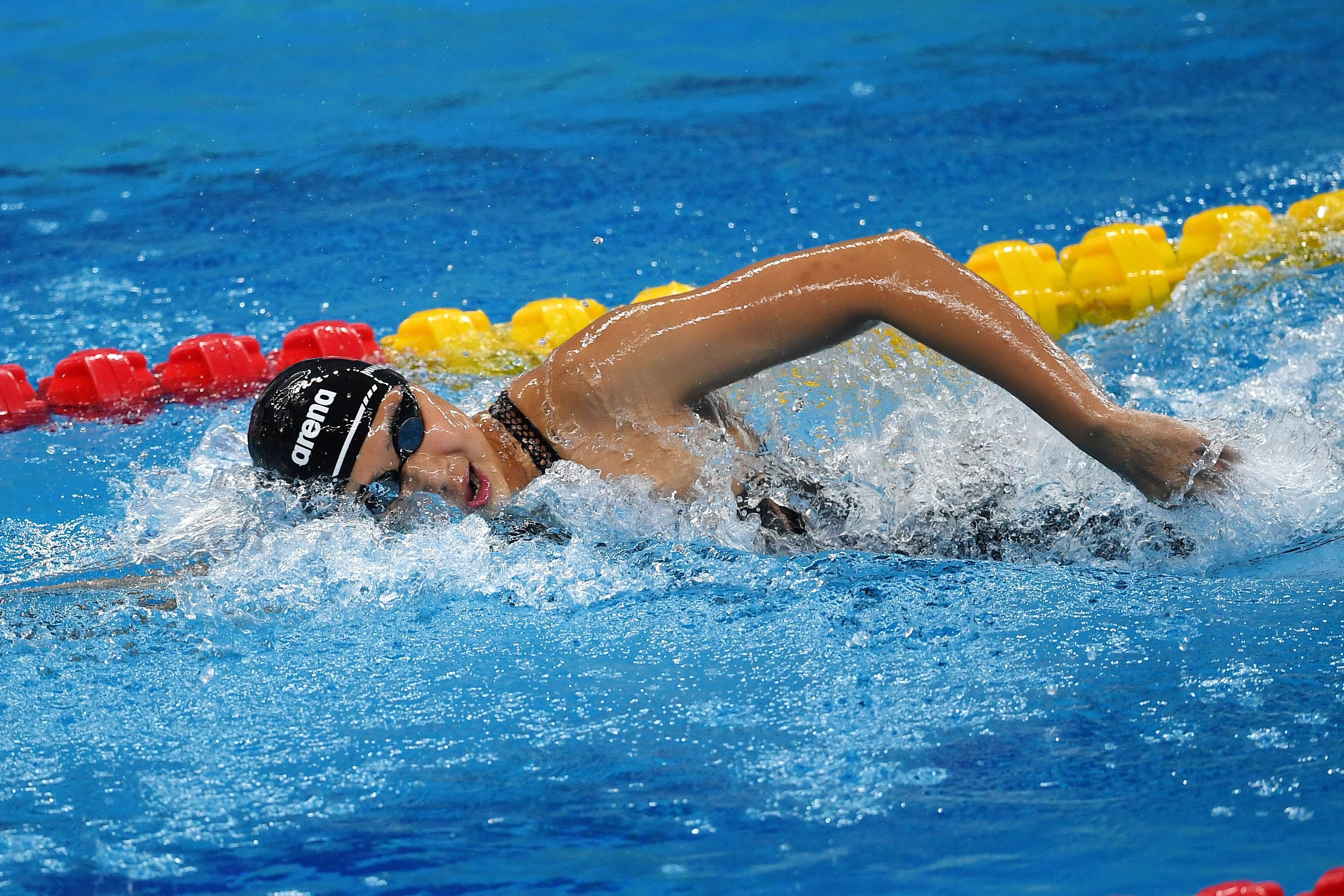全国游泳冠军赛|叶诗文、王简嘉禾等名将因体能测试成绩而无缘决赛