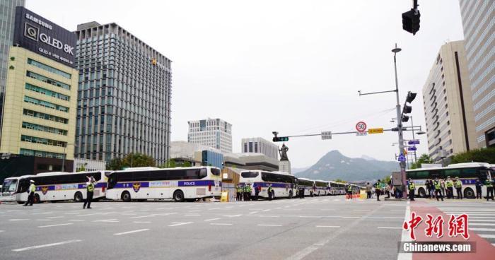韩国驻京畿道部队发生集体感染