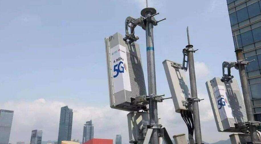 5G网络加速成型!全国已建设开通5G基站超50万个