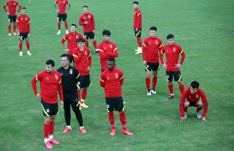 国内媒体:国足一月集训难寻热身对手 大概率与中超球队交战