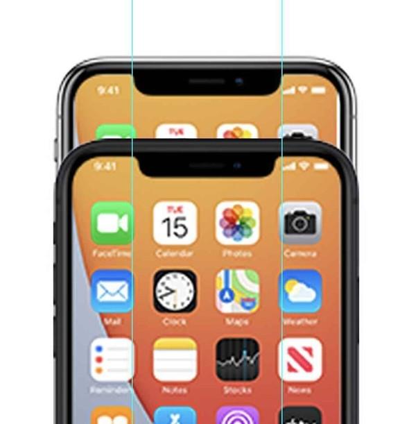 iPhone 12系列刘海变小实锤了?iCloud网站泄露天机