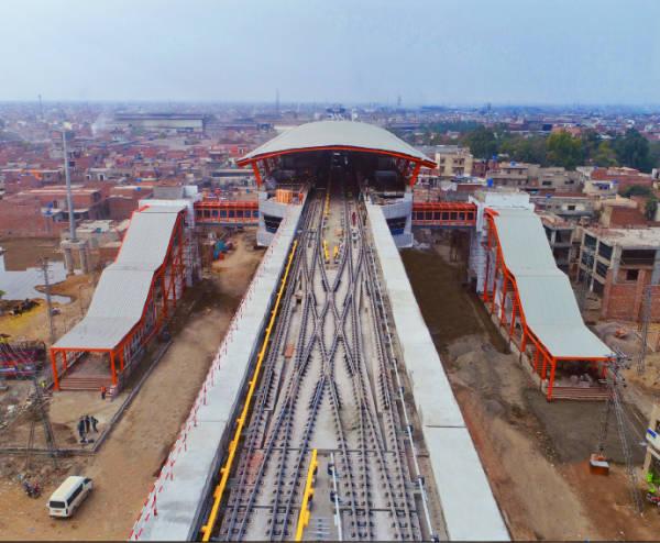 中国建造、广州运营!巴基斯坦首条地铁开通