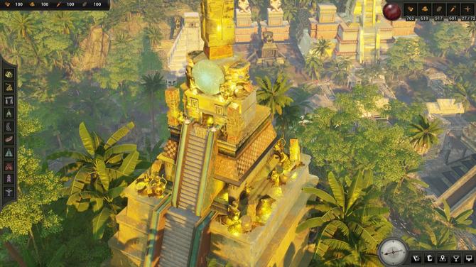 美洲城市建设游戏《黄金国:黄金城建设者》发表Steam版本 支持简体中文