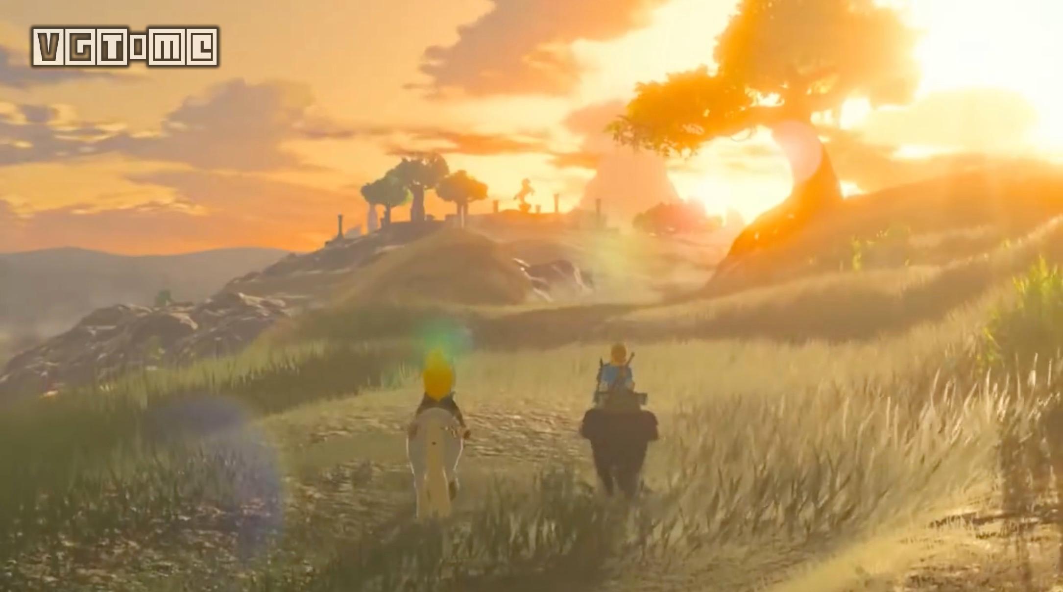 任天堂公布Switch新广告:探寻自己与世界的极限