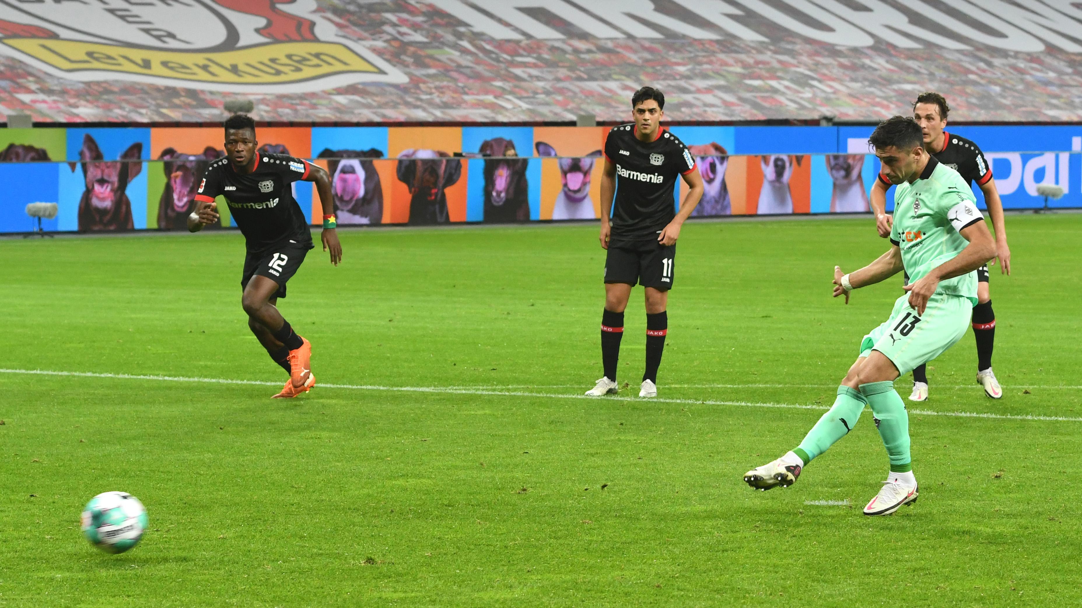 德甲|勒沃库森与沃尔夫斯堡双双获胜