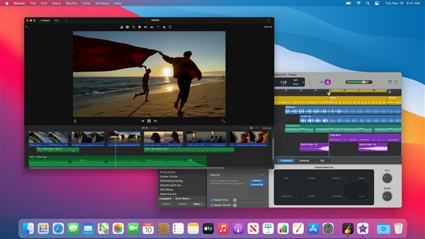macOS系统全力优化M1:通吃ARM/x86、iOS应用直接跑